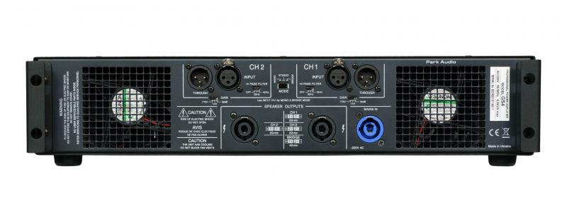 GS4 / Усилители мощности, Музыкальный Мастер