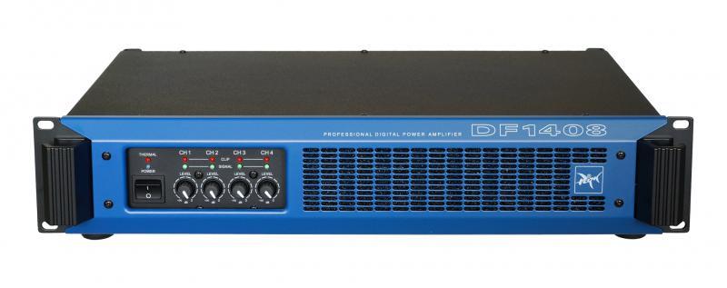 DF1408 MkII / Усилители мощности, Музыкальный Мастер