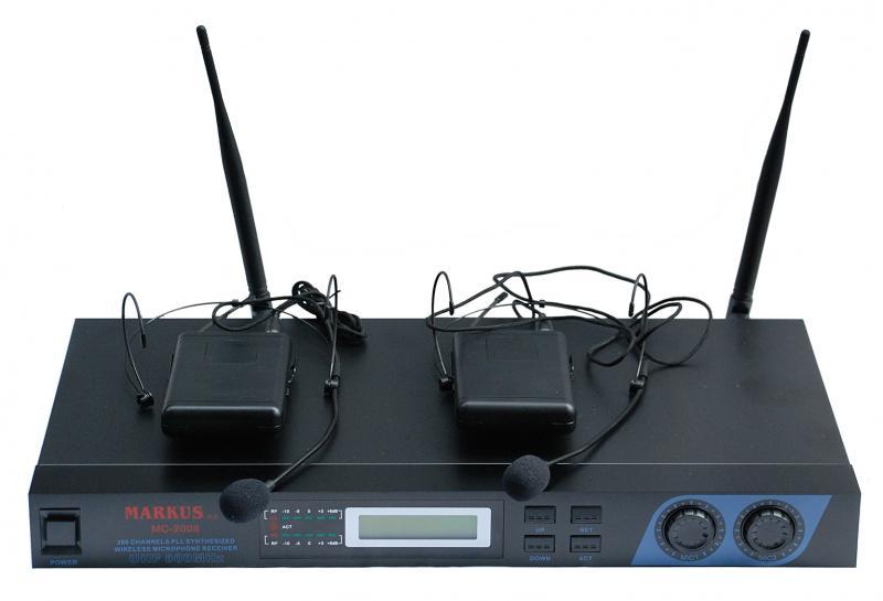 MC2008 Headset Головная радиосистема с головкой производителя Sennheiser / Микрофоны радио, Музыкальный Мастер