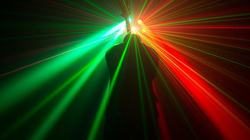BEAMER 6 FX / Световые эффекты для дискотек и клубов, Музыкальный Мастер