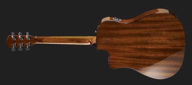 CD-60CE NAT DS / Акустические гитары, Музыкальный Мастер