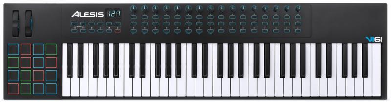 VI 61 MIDI клавиатура / Миди клавиатуры и контроллеры, Музыкальный Мастер