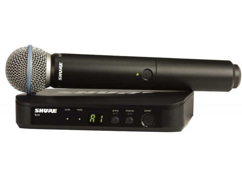 BLX24B58 Радиосистема  / Микрофоны радио, Музыкальный Мастер