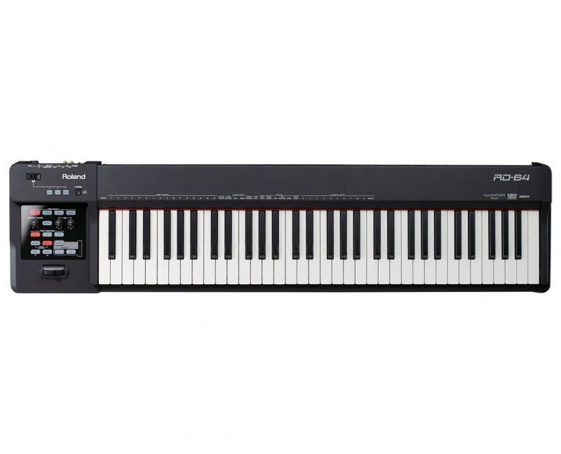 RD-64 / Цифровые фортепиано, Музыкальный Мастер