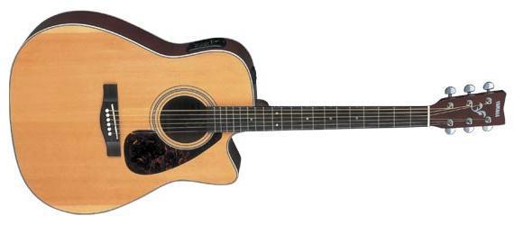 YAMAHA FX370C (NT) / Акустические гитары, Музыкальный Мастер