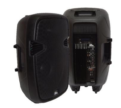LSA-15-USB / Акустические системы (Колонки), Музыкальный Мастер