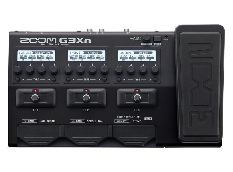 G3XN / Гитарные процессоры эффектов, Музыкальный Мастер