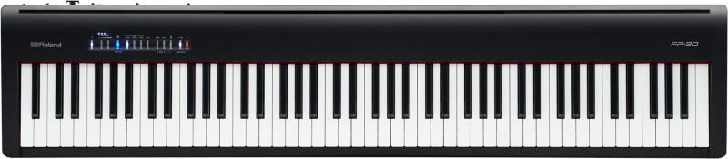 FP 30 BK / Цифровые фортепиано, Музыкальный Мастер