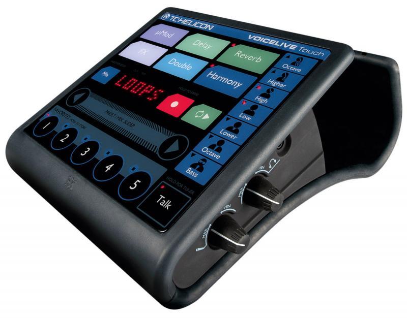 HELICON VoiceLive Touch / Процессоры вокальные, Музыкальный Мастер