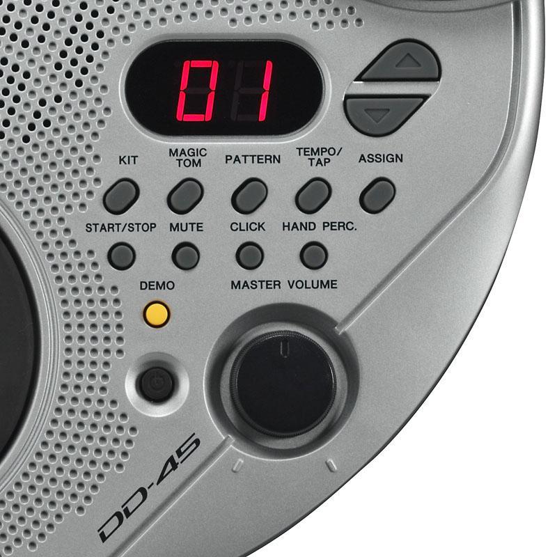 DD-45 / Электронная перкуссия, Музыкальный Мастер