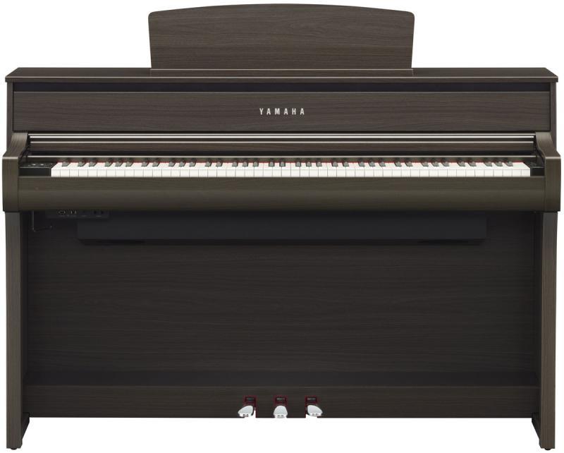 CLAVINOVA CLP-675 DW / Цифровые фортепиано, Музыкальный Мастер