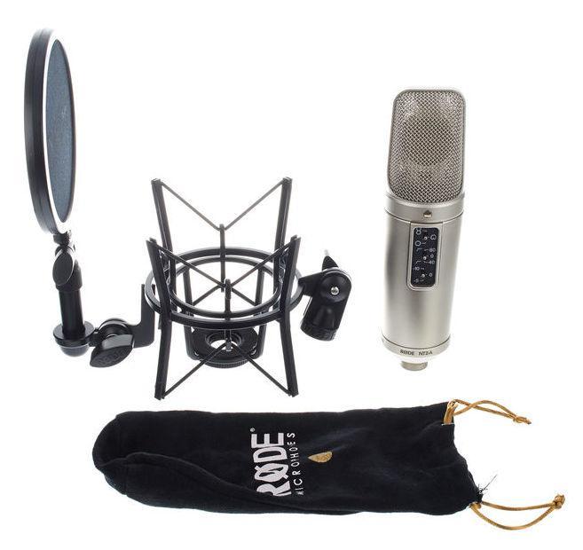 NT2-A / Студийные микрофоны, Музыкальный Мастер