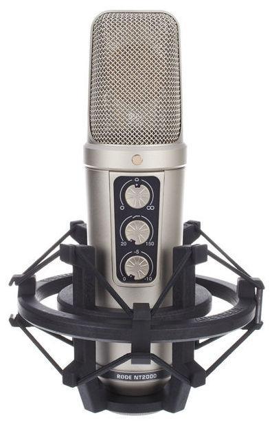 NT2000 / Студийные микрофоны, Музыкальный Мастер