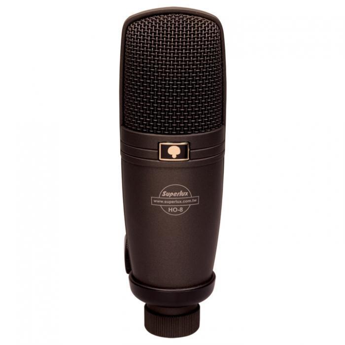 HO8 / Студийные микрофоны, Музыкальный Мастер