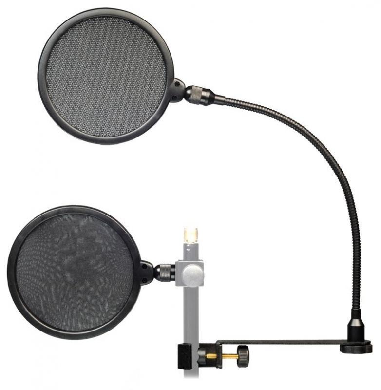 HM18AG / Поп-фильтры, Музыкальный Мастер