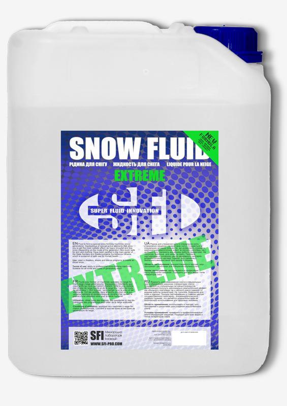 Snow Extreme Жидкость образования снега / Заправочные материалы, Музыкальный Мастер