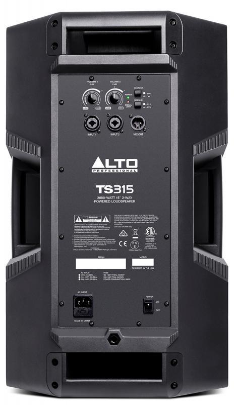 TS315 / Акустические системы (Колонки), Музыкальный Мастер
