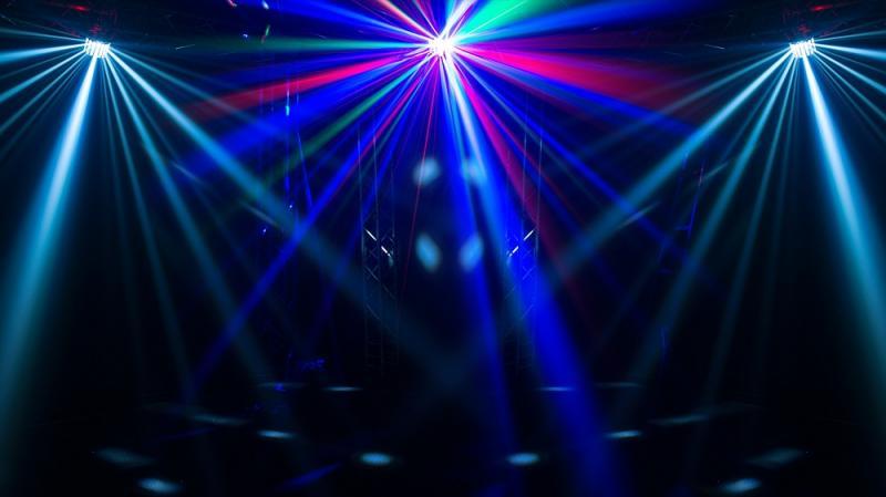 MINI KINTA IRC / Световые эффекты для дискотек и клубов, Музыкальный Мастер