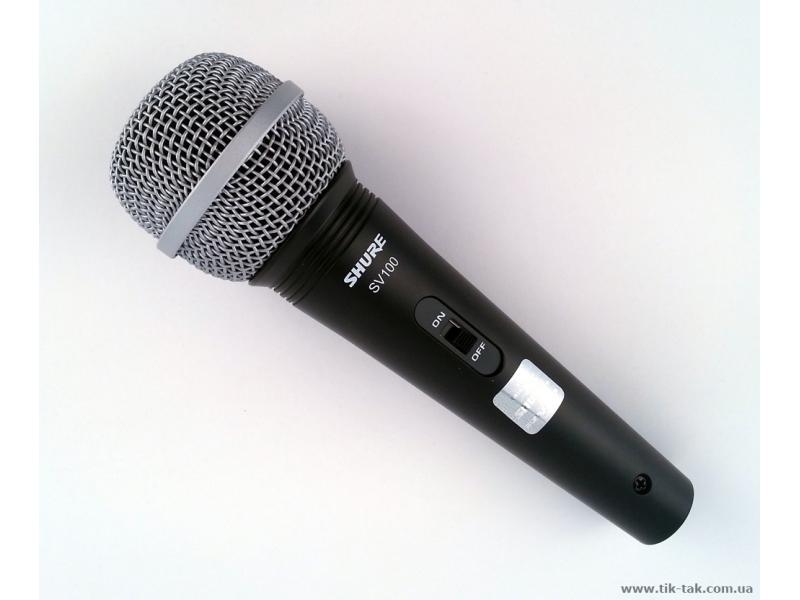 SV100 / Вокальные и речевые микрофоны, Музыкальный Мастер