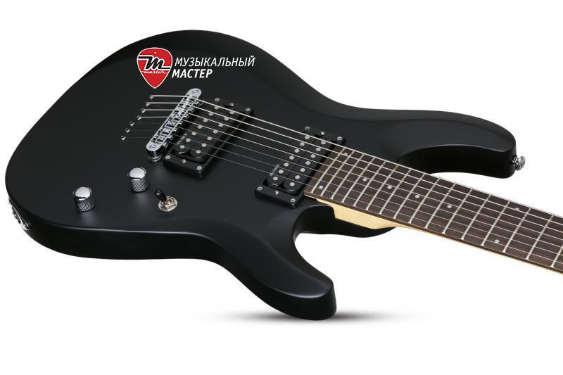 C-7 DELUXE SBK Электрогитара / Электрогитары, Музыкальный Мастер