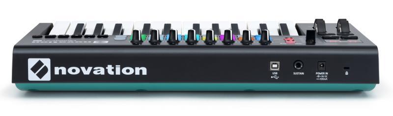 LAUNCHKEY 25 MK2 Midi-клавиатура / Midi Клавиатуры, Музыкальный Мастер