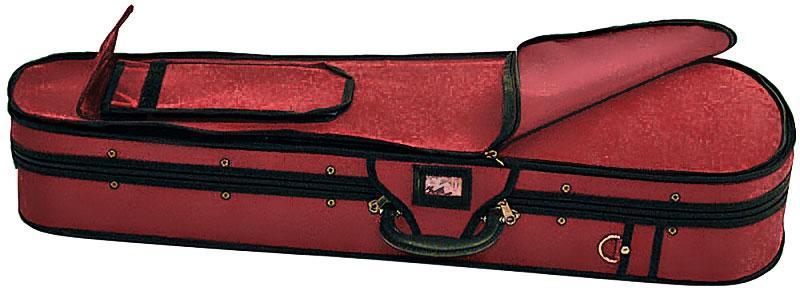 1372/ARD - VIOLIN 4/4 RED / Чехлы и кейсы для смычковых, Музыкальный Мастер