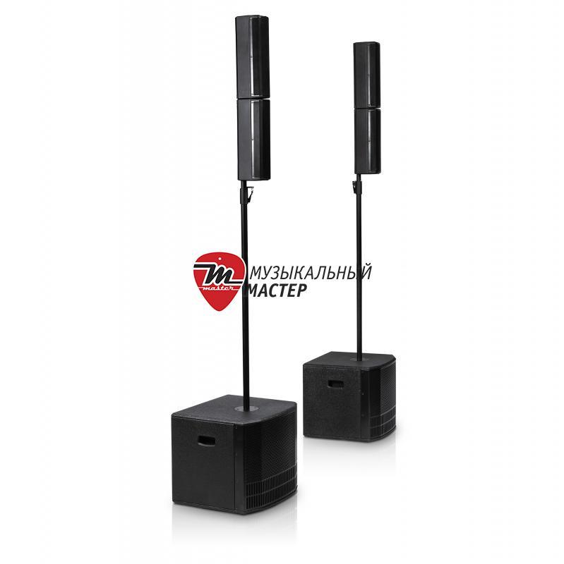 ES503 трех полосная стереосистема / Комплекты звукоусиления, Музыкальный Мастер