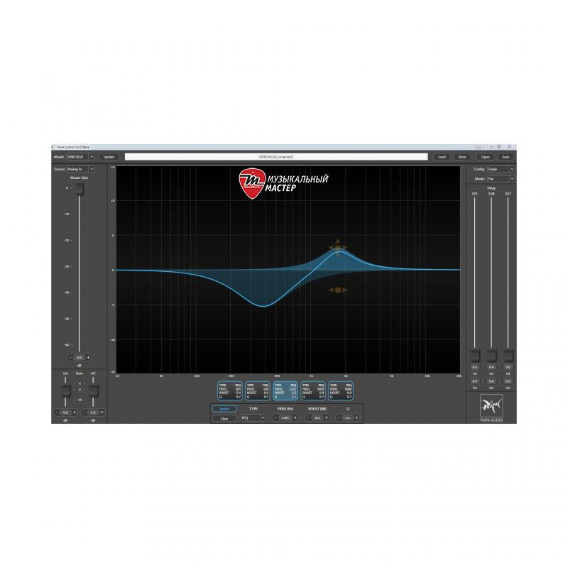 SPIKE4818.05  Duo Активный вертикальный линейный массив / Комплекты звукоусиления, Музыкальный Мастер