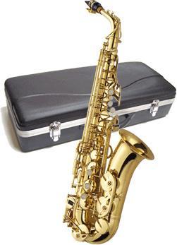 AL-500 Alto Saxophone / Духовые инструменты, Музыкальный Мастер