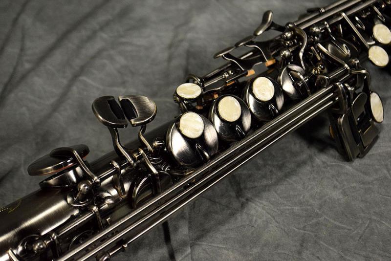 SP-750AG (S) Soprano Saxophone / Духовые инструменты, Музыкальный Мастер