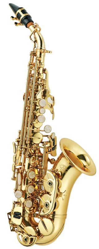 SPC-700 (S) Curved Soprano Saxphone / Духовые инструменты, Музыкальный Мастер
