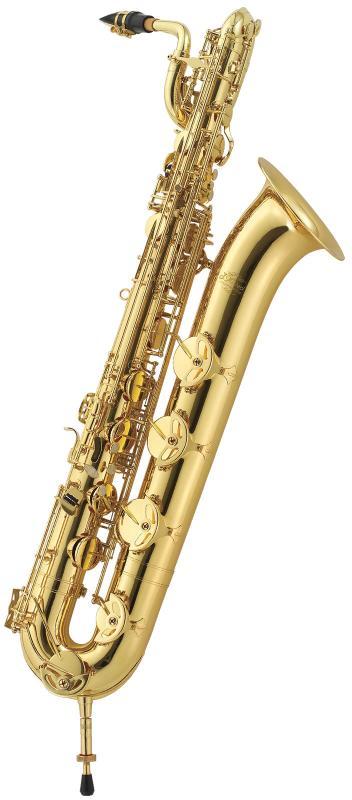 BAR-2500 (S) Baritone Saxophone / Духовые инструменты, Музыкальный Мастер