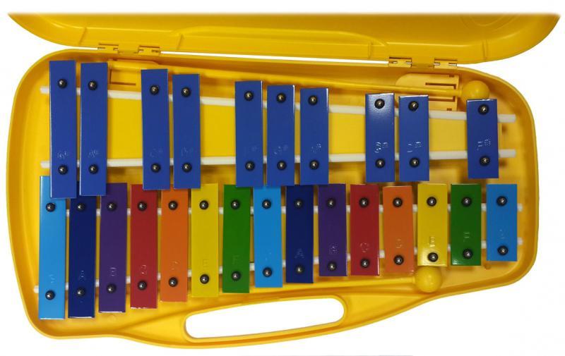 Glockenspiel 25K / Перкуссия, Музыкальный Мастер