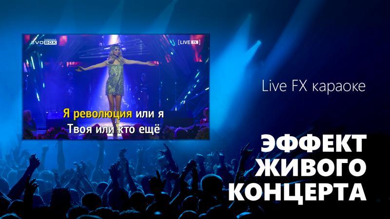 EVOBOX Караоке-система для дома / 08 Караоке, Музыкальный Мастер