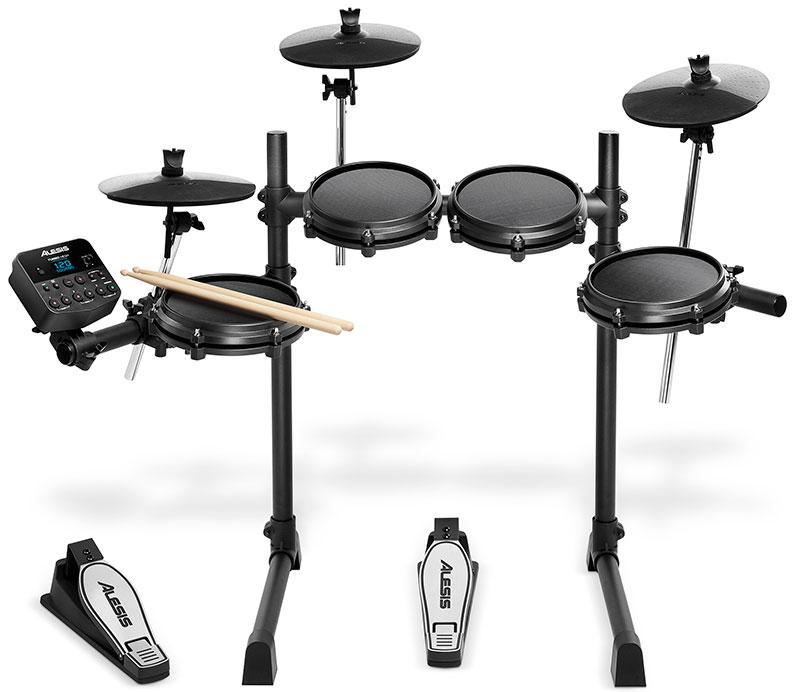 TURBO MESH KIT Электронная ударная установка  / 01 Музыкальные инструменты, Музыкальный Мастер