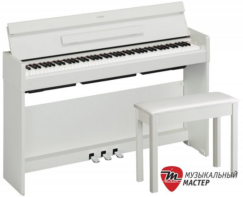 ARIUS YDP-S34 WH (+блок питания) / 01 Музыкальные инструменты, Музыкальный Мастер