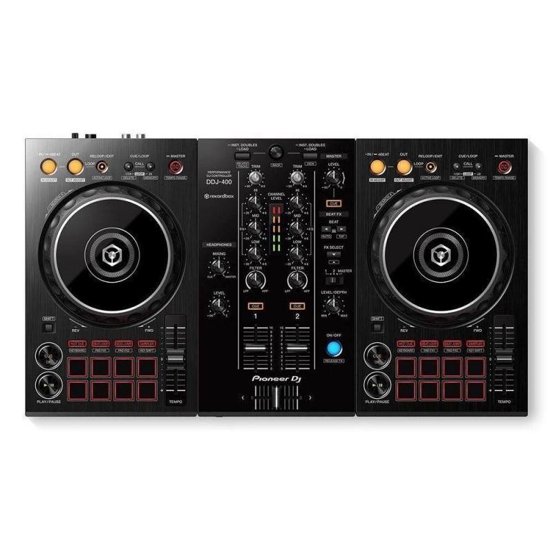 DDJ 400 / 02 DJ оборудование, Музыкальный Мастер
