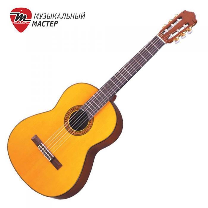 YAMAHA C80 Классическая гитара / Классические гитары, Музыкальный Мастер