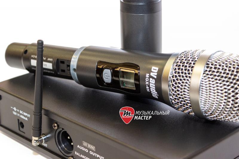 MGX14H Радиосистема  / Микрофоны радио, Музыкальный Мастер