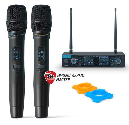 Evolution SE200D Микрофоны для караоке  / Микрофоны радио, Музыкальный Мастер
