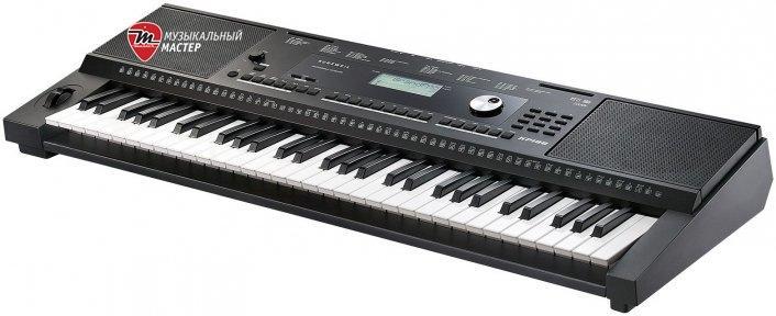 KP100 Синтезатор с автоаккомпанементом / Клавишные инструменты, Музыкальный Мастер