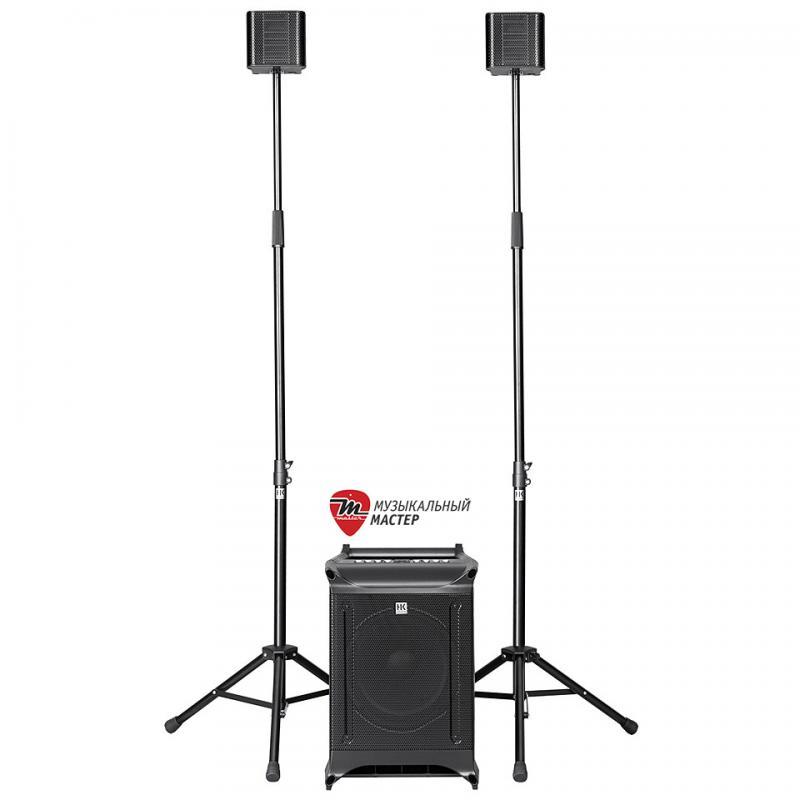 LUKAS NANO 605 FX Активная компактная PA стереосистема / Комплекты звукоусиления, Музыкальный Мастер