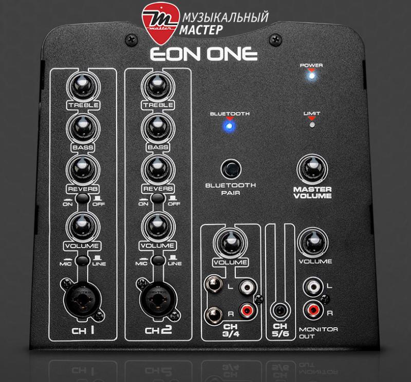 EON ONE Портативная система звукоусиления / Комплекты звукоусиления, Музыкальный Мастер