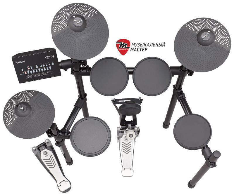 DTX452K Электронная ударная установка / Электронные ударные установки, Музыкальный Мастер