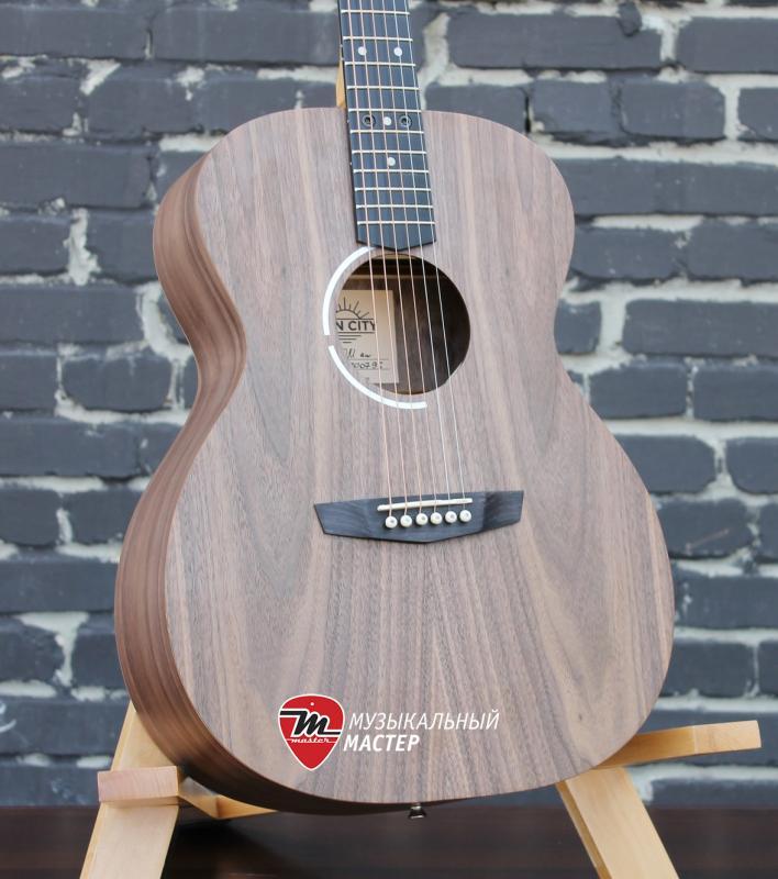 OMaw Акустическая гитара / Акустические гитары, Музыкальный Мастер