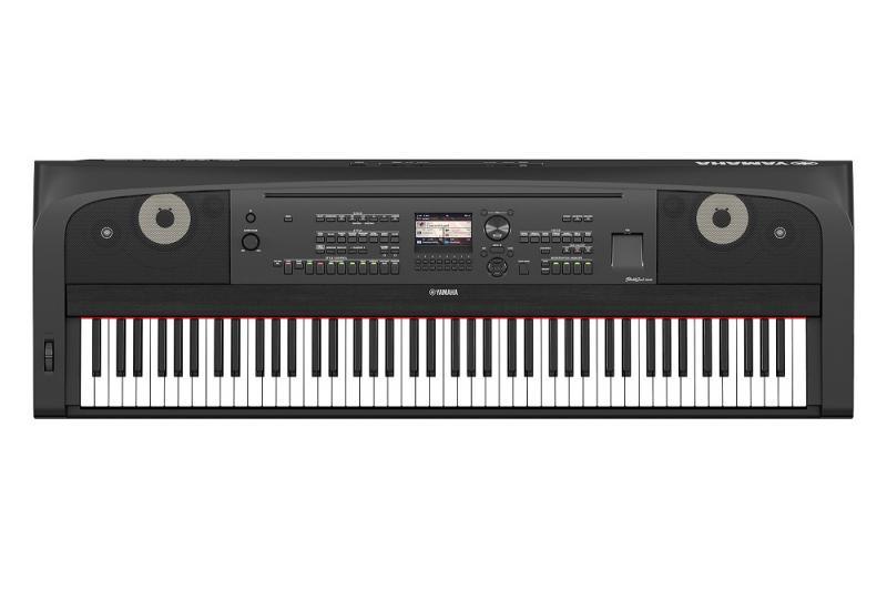 DGX-670 (Black) / Клавишные инструменты, Музыкальный Мастер