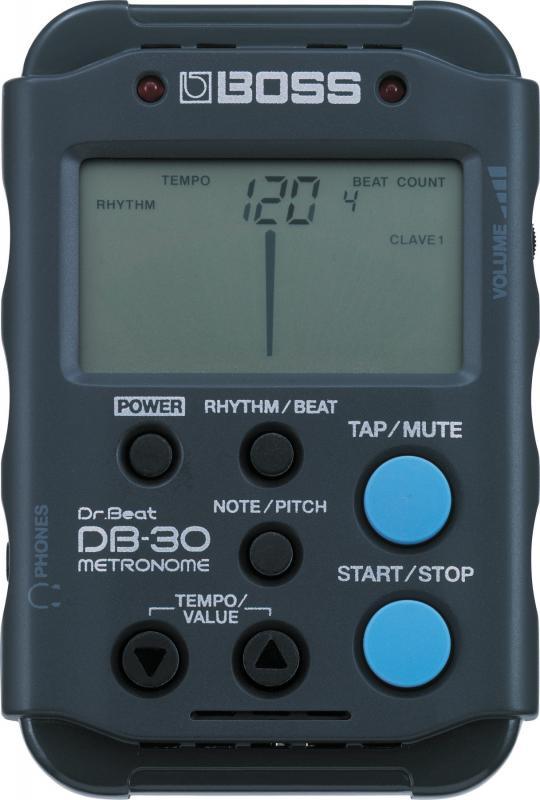 DB-30 / Метрономы, Музыкальный Мастер