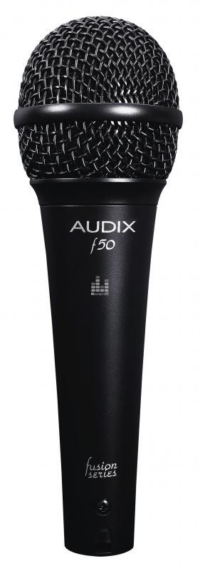 F50 микрофон динамический вокальный / Вокальные и речевые микрофоны, Музыкальный Мастер