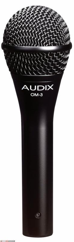 OM3 микрофон динамический вокальный / инструментальный / Вокальные и речевые микрофоны, Музыкальный Мастер