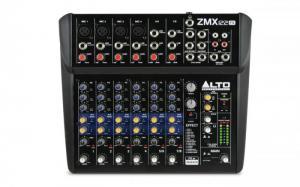ZMX122FX / Аналоговые микшерные пульты, Музыкальный Мастер